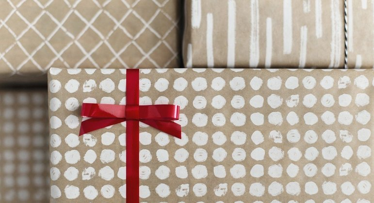 Plataforma permite troca de presentes por doações