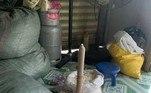 Como lavagem, secagem e remodelação em molde peniano