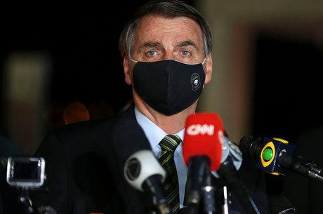 Resultados de testes de Bolsonaro são negativos