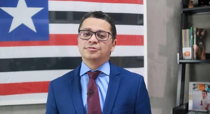 Carlos Eduardo Oliveira, presidente do Conass