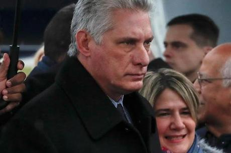 Díaz-Canel anunciou 'situação complicada' em setembro
