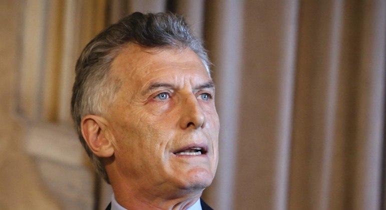 Ex-presidente da Argentina Mauricio Macri é suspeito de contrabandear munição para a Bolívia
