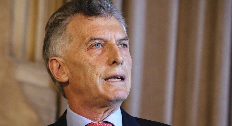 Mauricio Macri, ex-presidente da Argentina, foi convocado para prestar depoimento e está proibido de deixar o país