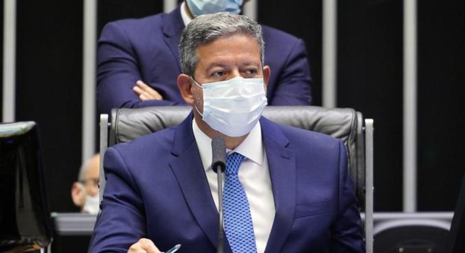 O presidente da Câmara dos Deputados, Arthur Lira (PP-AL)