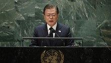 Presidente sul-coreano pede diálogo entre EUA e Coreia do Norte