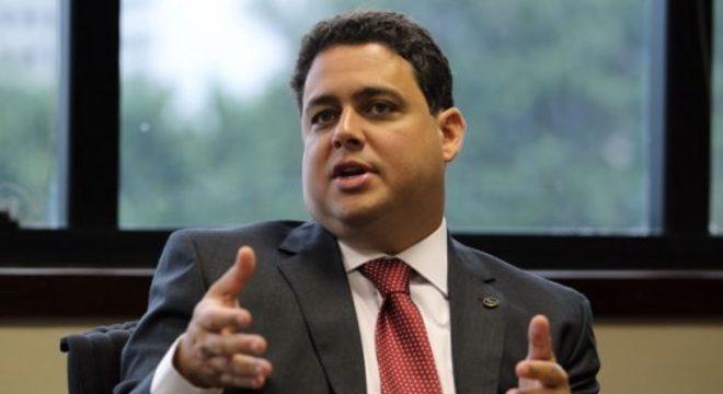 O presidente da OAB, Felipe Santa Cruz