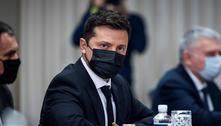Presidente da Ucrânia não descarta possibilidade de guerra com Rússia