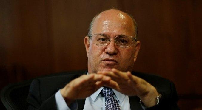O ex-presidente do Banco Central Ilan Goldfajn, que foi nomeado diretor do FMI