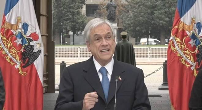 Chile apresenta plano de desconfinamento