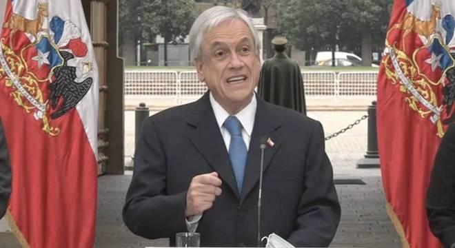 Sebastián Piñera afirmou que após a troca se inicia uma nova etapa