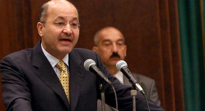 Presidente do Iraque, Barham Saleh disse que cumpriu seu dever constitucional