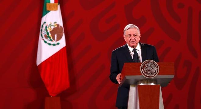 Lopez Obrador pediu que o Congresso aprove a reforma para evitar uma crise