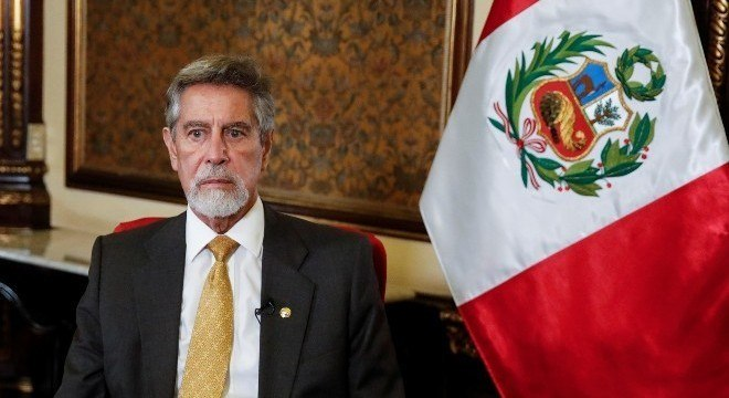 Presidente do Peru, Francisco Sagasti