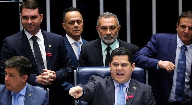 Na última votação no Senado, a PEC da Reforma da Previdência acabou desidratada em quase R$ 80 bilhões