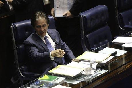 Presidente do Senado, Eunício Oliveira