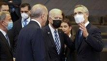 Otan enfrenta 'novos desafios' com Rússia e China, diz Biden