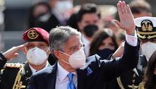 Guillermo Lasso toma posse como novo presidente do Equador
