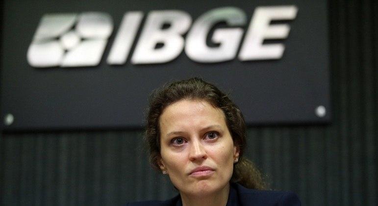 Susana Guerra foi a segunda presidente mulher na história do IBGE