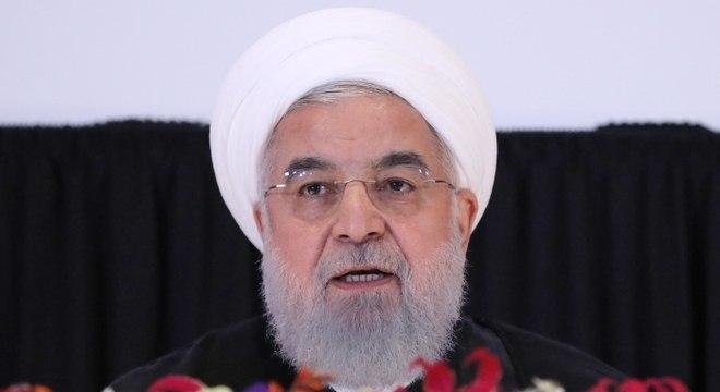 Presidente disse que Irã está determinado a expandir poderio militar