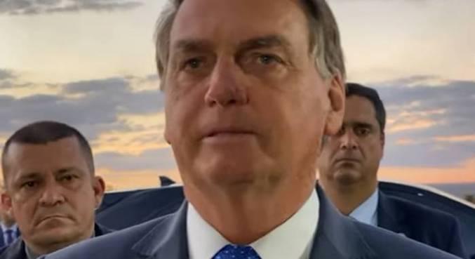 O presidente Jair Bolsonaro já fala sobre alternativas ao voto impresso
