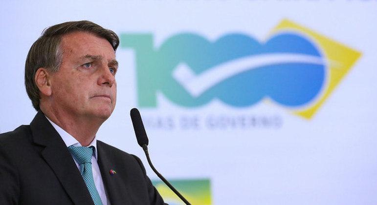 Bolsonaro passará pelas 5 regiões do país para marcar os 1000 dias de governo