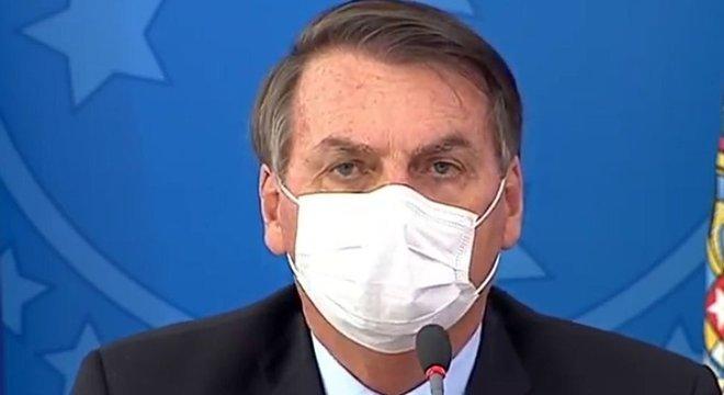 Bolsonaro disse pode retirar o Brasil da OMS se continuar na instituição o que ele chamou de 'viés ideológico'