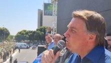 Bolsonaro: 'Ultimato a todos que estão na Praça dos Três Poderes'
