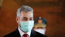 Presidente paraguaio defende união do Mercosul por vacinas