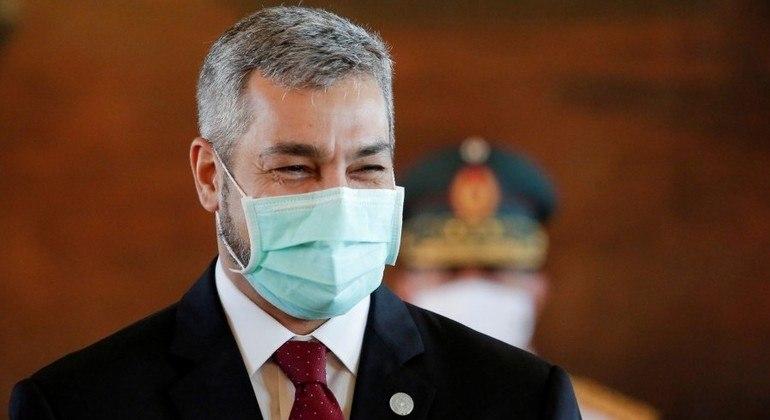 Mario Benítez afirmou que distribuição de vacina entre países do bloco é ínfima