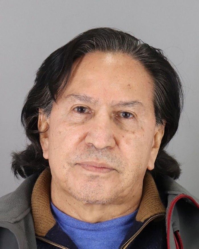Ex-presidente do Peru é preso por estar bêbado na Califórnia
