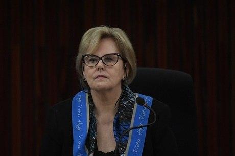 Rosa Weber: pleito eleitoral corre normalmente
