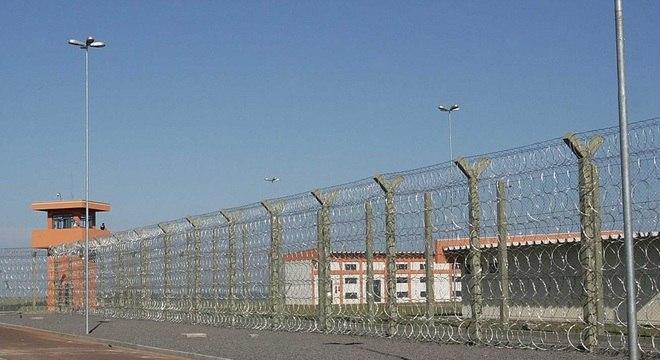 Penitenciária federal de segurança máxima em Catanduvas (PR)