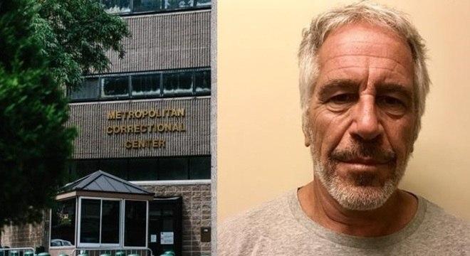 Jeffrey Epstein se suicidou, segundo investigação do Departamento de Justiça