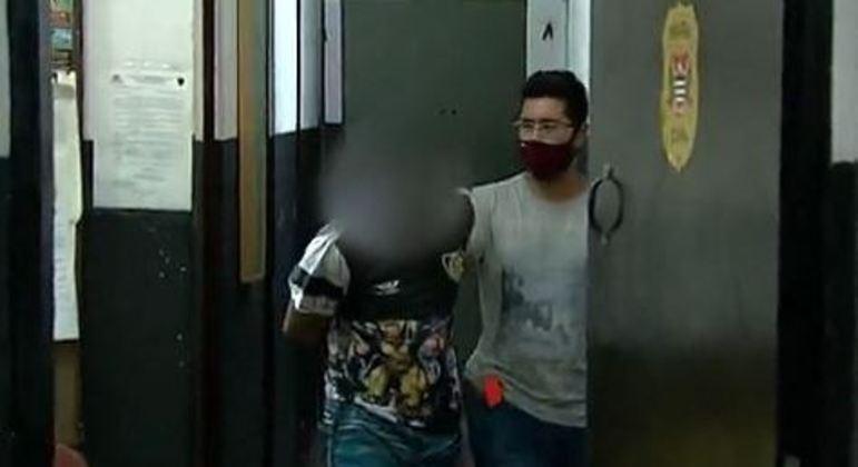 Homem foi detido por assediar passageira dentro de ônibus de Guarulhos, na Grande SP