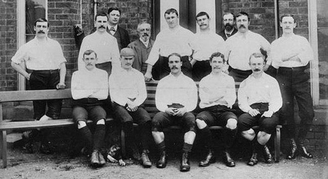 O Preston, o primeiro campeão da FA