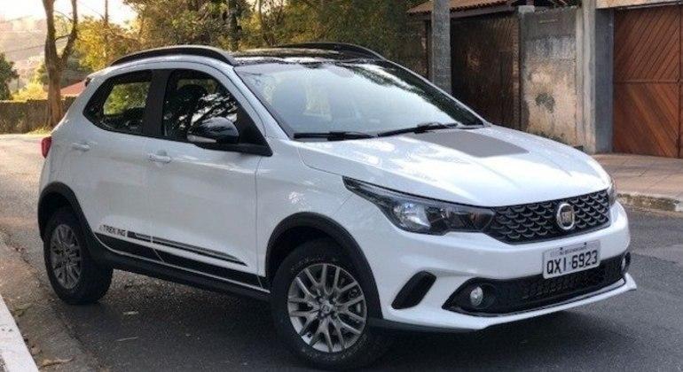 Fiat vendeu mais de 8 mil unidades do Argo