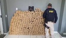 Alta na apreensão de drogas reflete avanço de facções por rodovias