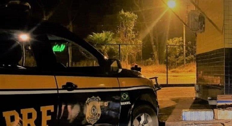 Operação contra traficantes é realizada pela Polícia Civil com apoio da Polícia Rodoviária Federal