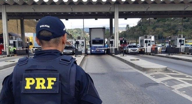 PRF registra aumento de acidentes e mortes em rodovias de SP