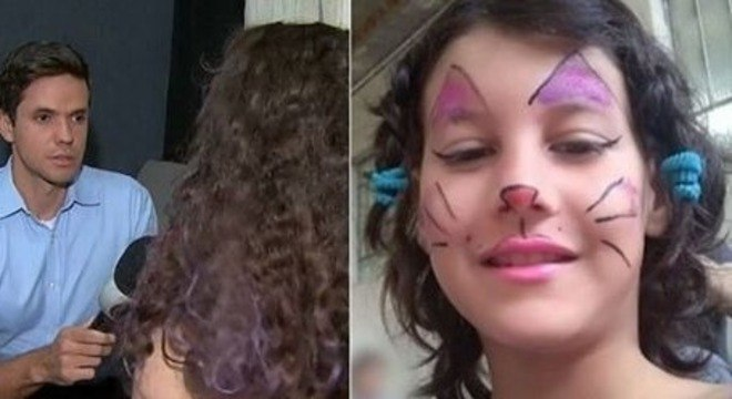 Prima de Raíssa relata que suspeito tentou agredi-la com tesoura