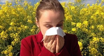 Com a chegada da Primavera, é importante prestar atenção às reações do sistema imunológico, que fica mais propenso a alergias