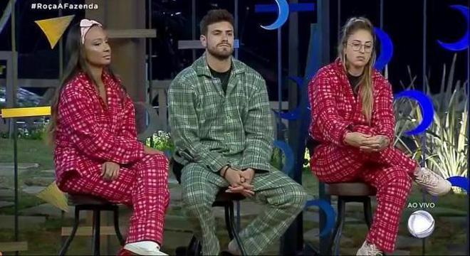 Drika, Guilherme e Bifão são os primeiros peões da temporada a irem para a Roça