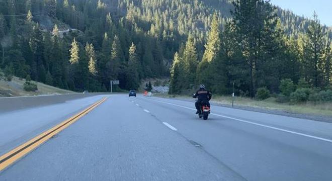 Diego Cardenas utilizou a West Coast Green Highway, também conhecida como WCGH