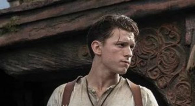 Primeiras imagens do filme de Uncharted mostram o set e Tom Holland como Nathan