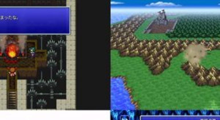 Primeiro Final Fantasy Pixel Remaster sai em julho