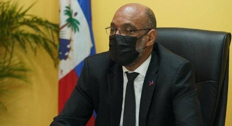 Promotor aponta Ariel Henry (foto) como um dos suspeitos pela morte de Jovenel Moise