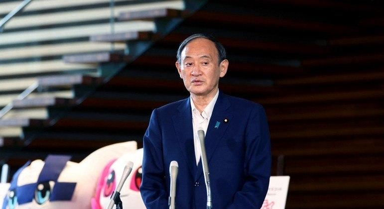 Primeiro Ministro do Japão, Yoshihide Suga