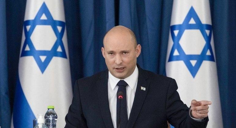 primeiro-ministro de Israel, Naftali Bennett