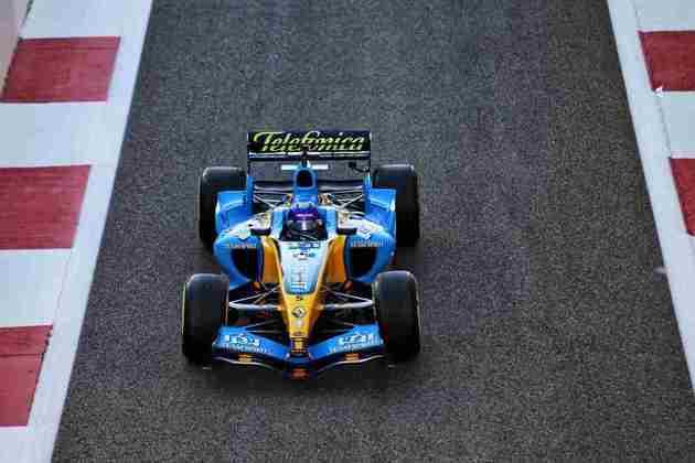 Primeiro título mundial de Alonso completou 15 anos em 2020.