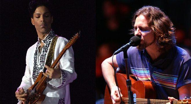 Prince/Eddie Vedder